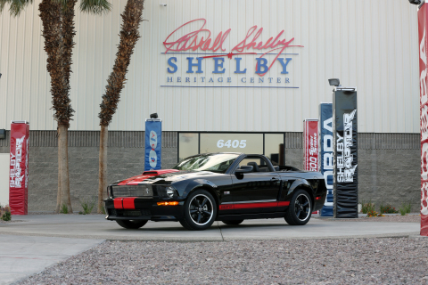 2008 Barrett-Jackson Edition Shelby GT (Photo: Business Wire)