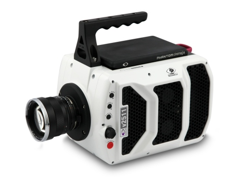 Vision Research Launches World's Fastest Ultrahigh-Speed Digital Camera, Phantom v2511