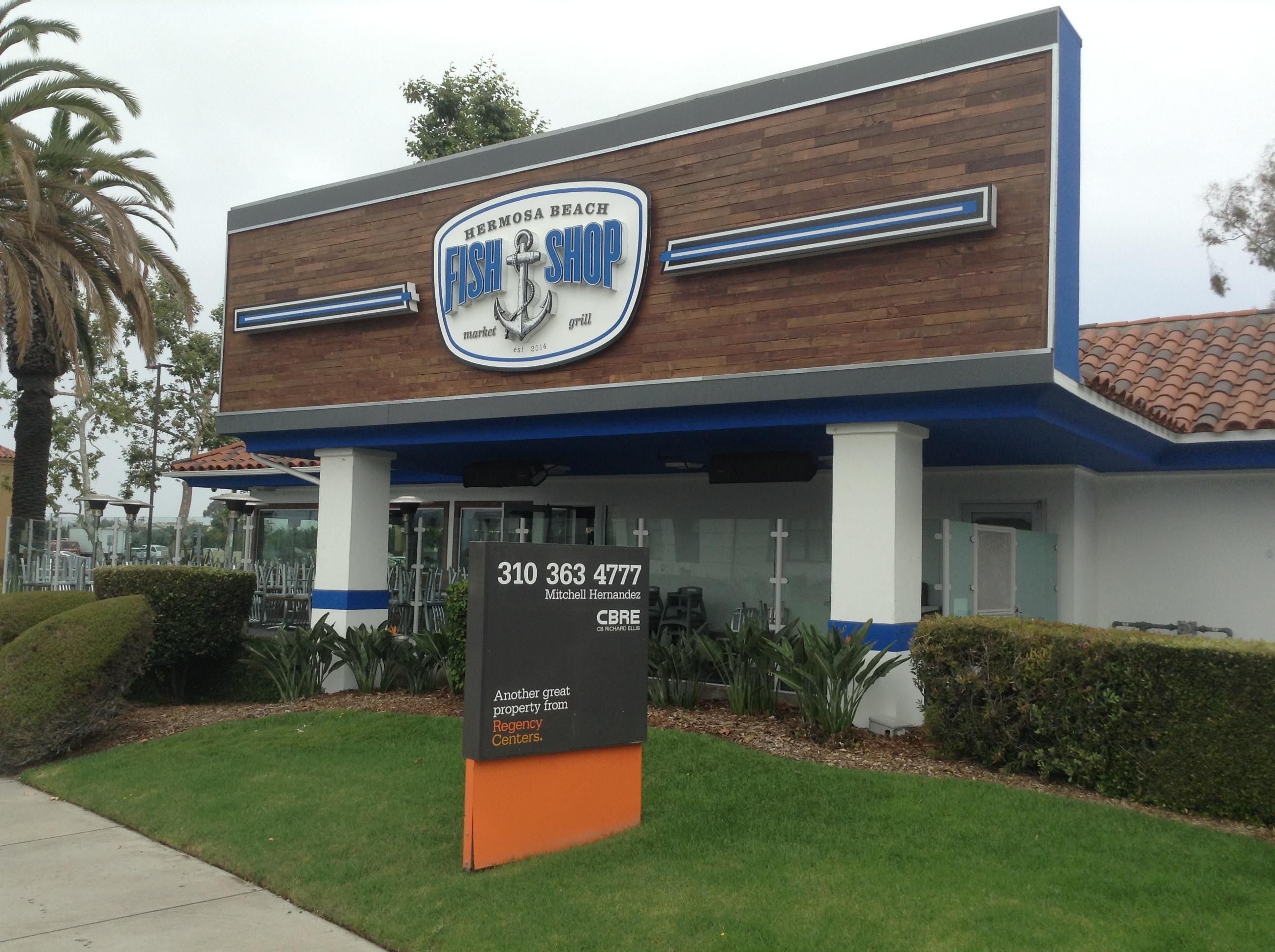 Hermosa Beach Fish Shop new to Plaza Hermosa. (Photo: Business Wire)