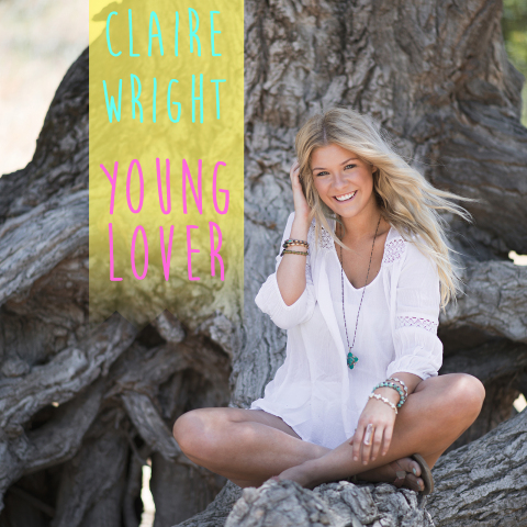 Claire Wright, Young Lover cover (Photo: Business Wire)