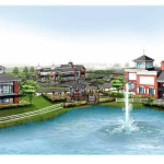 A rendering of Belmont Chase located in Ashburn, VA. (Photo: Business Wire)