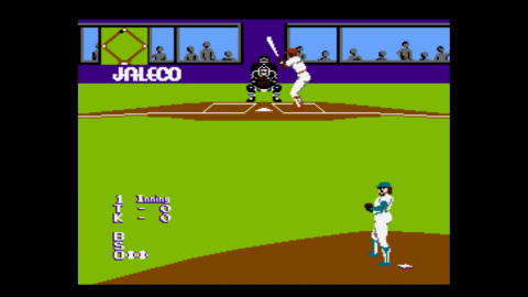 Bases Loaded, the classic NES baseball game with an arcade feel, is now available for both Wii U and Nintendo 3DS. (Photo: Business Wire)