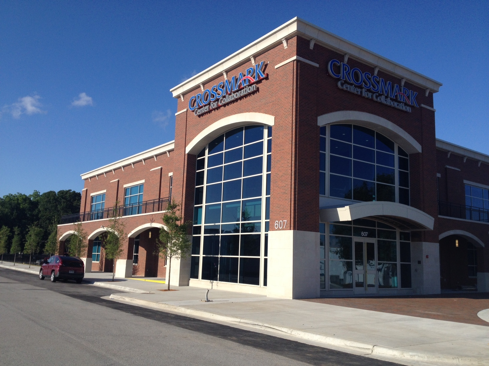 CROSSMARK Center for Collaboration Opens Next to Walmart Home ...
