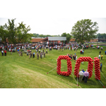 Toro's backyard centennial celebration (Photo: The Toro Company)