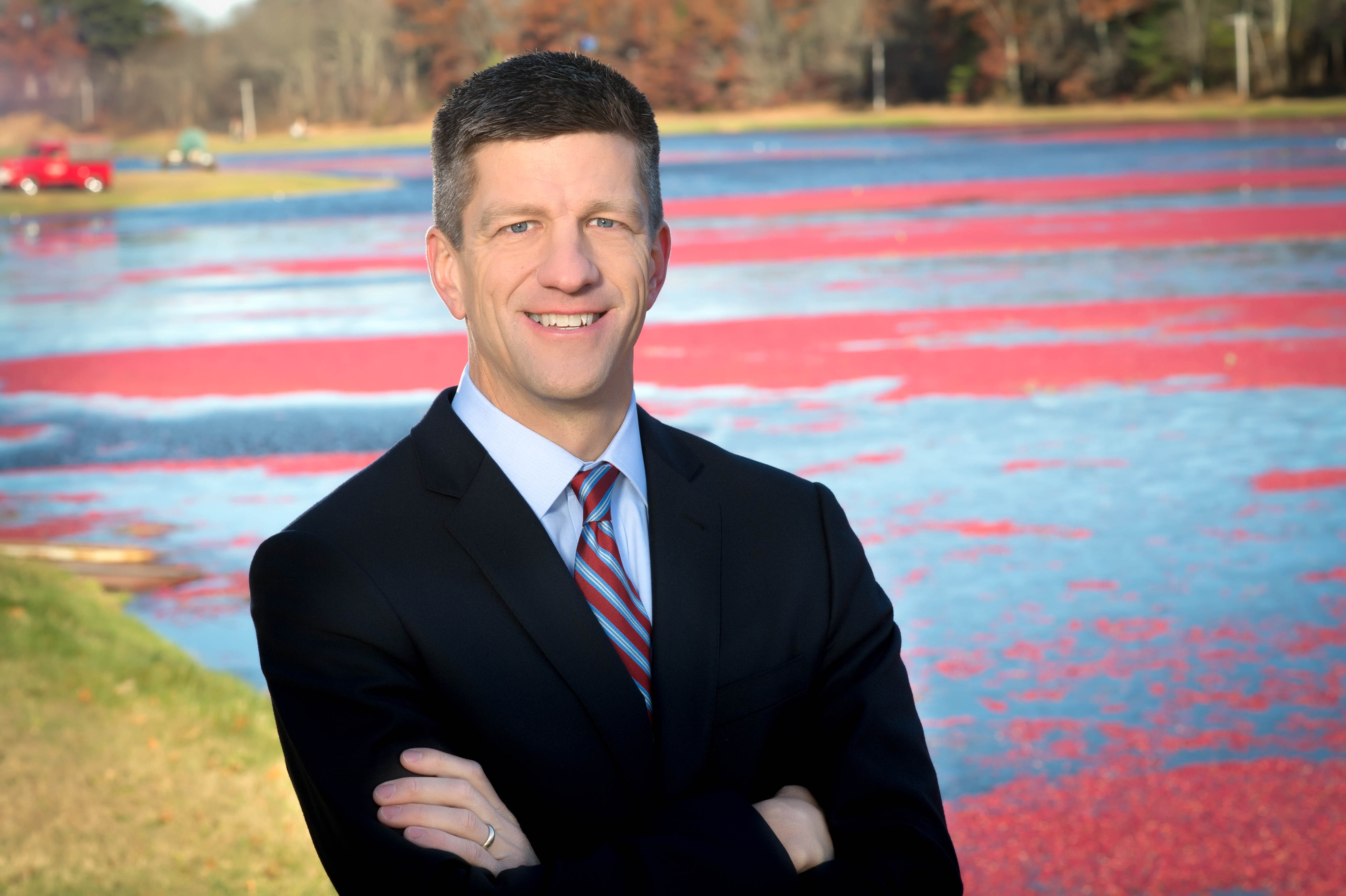 Dan Crocker, Vice President, Cooperative Development, Ocean Spray (Photo: Business Wire)