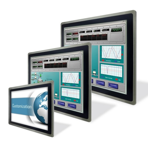 Custom Design Touch Panel PC, Customized OEM And ODM HMI Touch Panel, Design To Order HMI, Built To  ...