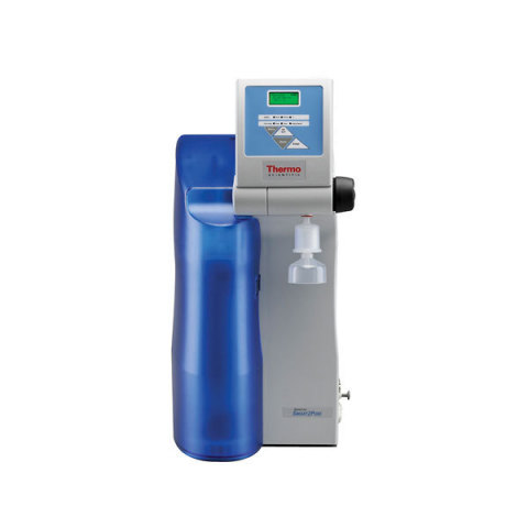 The Thermo Scientific Barnstead Smart2Pure water system will be featured on a National Geographic Channel Show on July 14, 2014. The system converts tap water to ultrapure water for research and other purposes. (Photo: Business Wire)