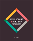 JavaScript and jQuery: Interactive Front-End Web Development - All 640 pages are in full-color, packed with code, photography, and illustrations.(Photo: Business Wire)