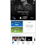 """Shazaming a song is just the beginning of a listener's journey,"" said Daniel Danker, Chief Product Officer for Shazam. ""Now, in partnership with Rdio, fans can listen to the music they discover without even leaving the app, making Shazam a terrific place to enjoy great music."" (Graphic: Business Wire)"