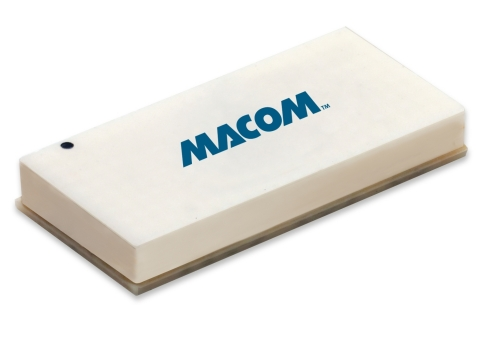 """MACOM's MAOM-003404 is distinguished as the only product entered in the Lightwave Innovations Awards program to receive a perfect 5.0 score, cited as a ""superb product that sets a new standard for performance and provides groundbreaking and new technical milestones."" (Photo: Business Wire)"