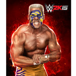 "One of the most popular and revered competitors in WCW(R) history, Sting will be featured in WWE 2K15 through two unique playable characters: the mysterious, ghost-like persona with trademark black and white face paint who was the face of WCW during the ""Monday Night War"" era, as well as his earlier look, sporting bright colors and a blond, flattop hairstyle. In celebration, a unique promotional trailer highlighting Sting's WWE 2K15 inclusion may be viewed at http://youtu.be/diOtZg4mJRU. (Photo: Business Wire)"