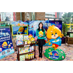 CEO and Founder Ms Poman Lo and Bodhi and Friends merchandise (Photo: Business Wire)