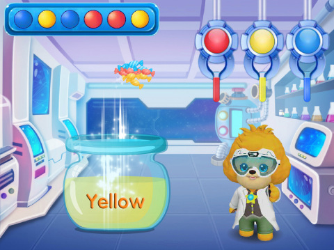 Bodhi and Friends English Learning Platform Interactive Game (Graphic: Business Wire)