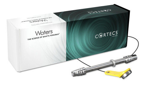 The Waters CORTECS UPLC 1.6 micron Columns are the recipient of an R&D Magazine R&D 100 Award. (Photo: Business Wire)