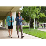 Tim Cook, Apple CEO and Ginni Rometty, IBM CEO today announced a global partnership to transform enterprise mobility through a new class of business apps--bringing IBM's big data and analytics capabilities to iPhone and iPad. Courtesy of Apple/Paul Sakuma