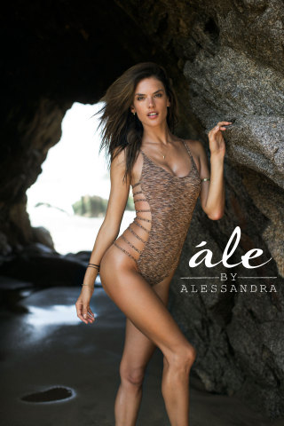 ále by Alessandra Swimwear Collection (Photo: Business Wire)