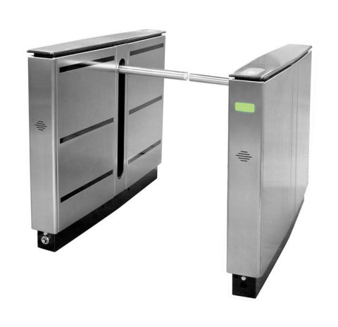 Alvarado SU3000 Optical Turnstile (Photo: Business Wire)