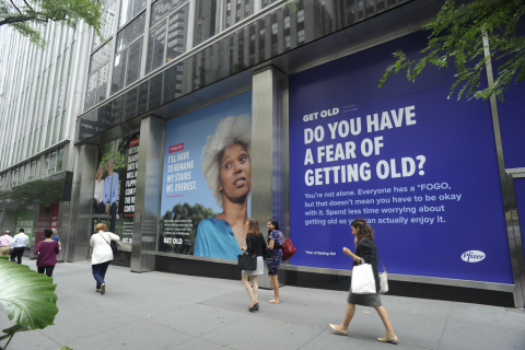 Get Old (Photo: Business Wire)