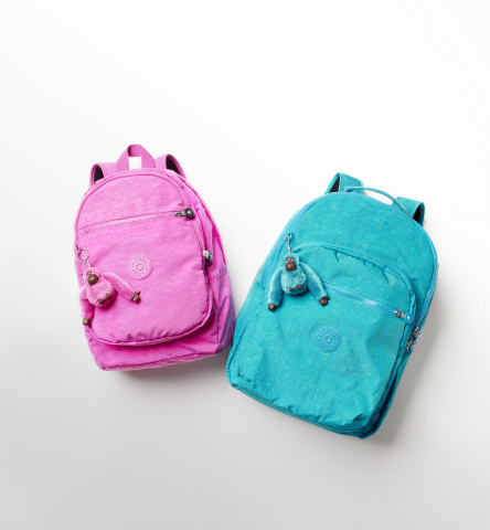 Shop Macy's for the best in style and savings this Back-to-School season; Kipling Backpacks $89-$119 (Photo: Business Wire)