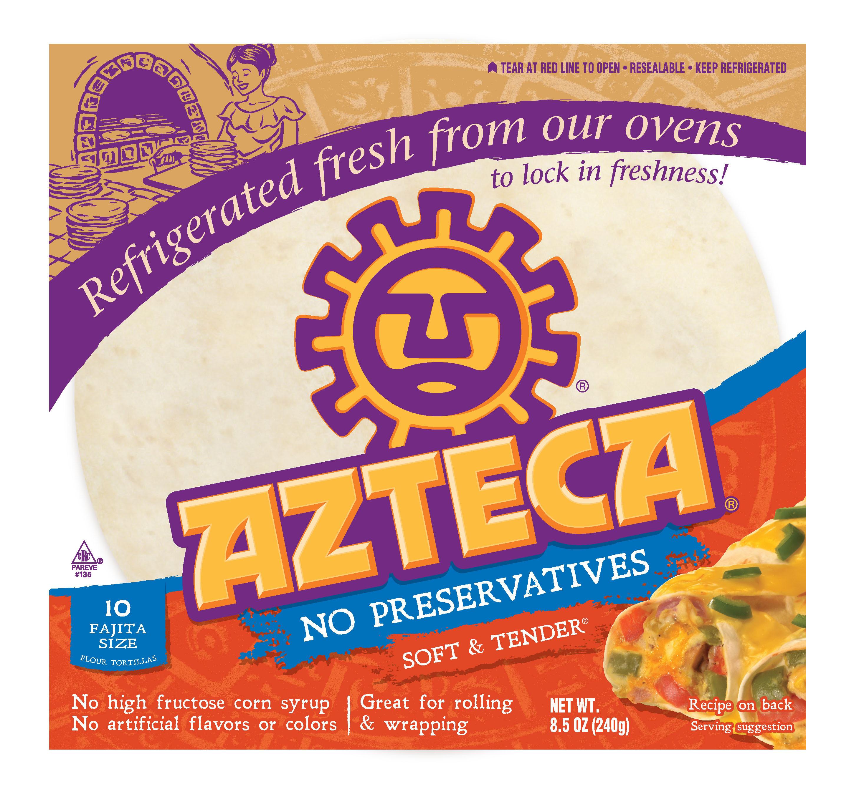 Azteca Foods Announces New Platform of Healthier Tortilla Options (Photo: Business Wire)