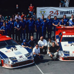 "Nissan ready to ""party like it's 1994"" - Le Mans winning No. 75 Nissan 300ZX race car set for Monterey Motorsports Reunion (Photo: Business Wire)"