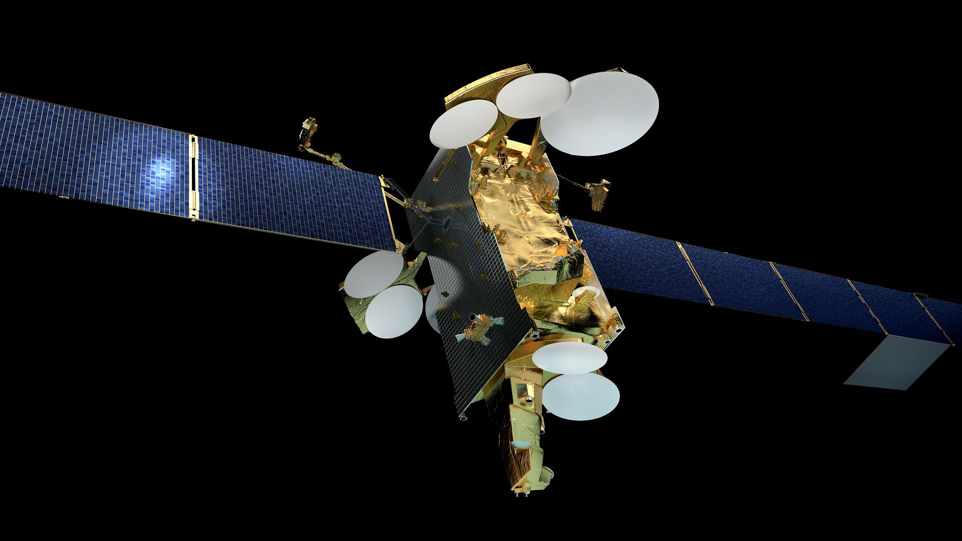SES-12 (Photo: Business Wire)