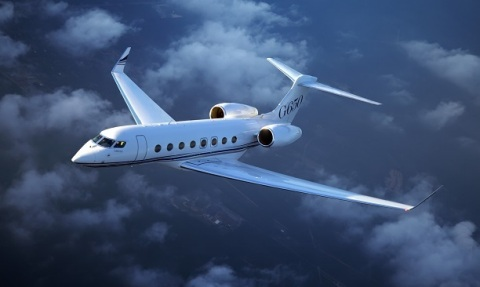 G650 plane (Photo: Business Wire)