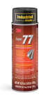 Super 77 is a versatile, low-VOC and fast-drying adhesive that bonds a wide range of industrial materials. (Photo: 3M)