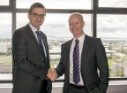 Landsvirkjun, the National Power Company of Iceland, and United Silicon hf. announced today that all conditions precedent had been lifted with regard to the power purchase agreement (PPA) signed by the two parties last March. (Photo: Business Wire)