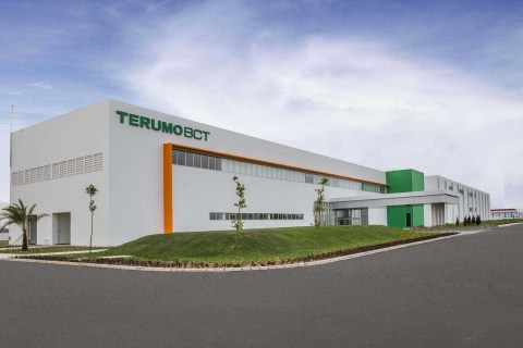 Terumo BCT's new manufacturing facility in Vietnam. (Photo: Business Wire)