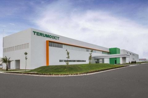 ベトナムにおけるテルモBCTの新しい製造施設(写真:ビジネスワイヤ)