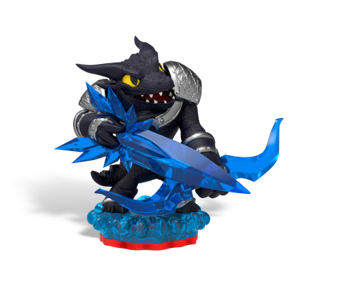 Skylanders Trap Team Dark Edition Snap Shot Toy (Photo: Business Wire)