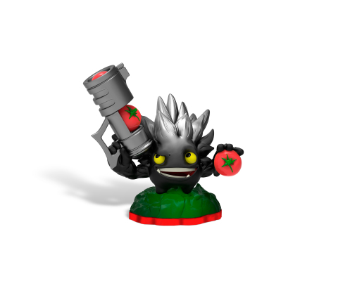 Skylanders Trap Team Dark Edition Food Fight Toy (Photo: Business Wire)
