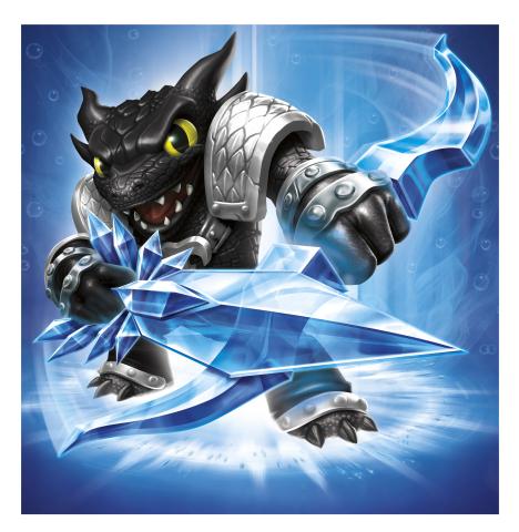 Skylanders Trap Team Dark Edition Snap Shot Character  Illustration. (Photo: Business Wire)