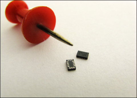 Soft-Start Power Switching Programmable Mixed-Signal Matrix (Photo: Business Wire)