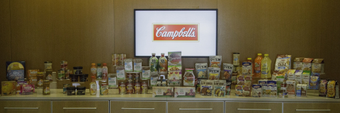 Campbell Plans to Launch More Than 200 New Products in Fiscal 2015 (Photo: Business Wire)