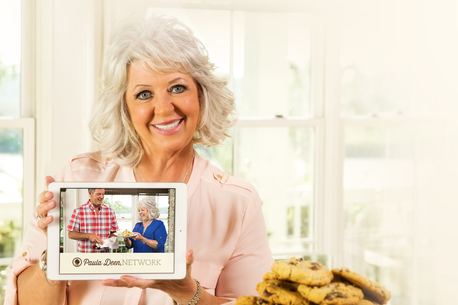 Paula Deen Network to Launch on September 24, 2014   Business Wire