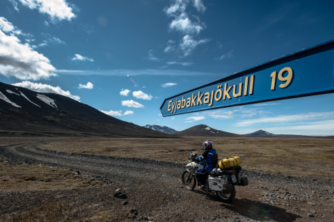 "How far do European bikers take their bikes? The ""Biker Summer 2014"" campaign from Delticom motorbik ..."