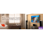 New Seagate Media Channel on Roku Streams Multimedia Content from Seagate Central Personal Cloud to the Television (Photo: Business Wire)