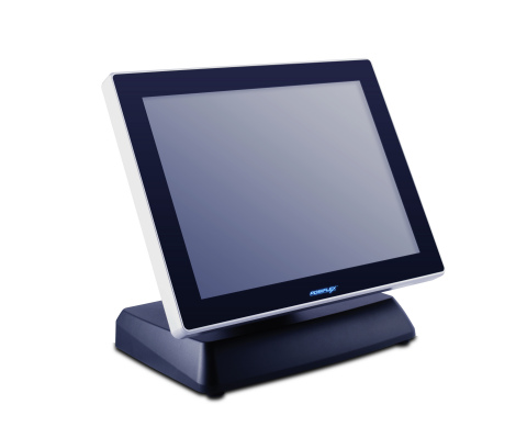 "High performance XT5315 projected capacitive 15"" terminal with three CPU options and collapsible bas ..."