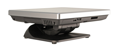 """Mid performance XT4015 projective capacitive 15"""" terminal with three CPU options and collapsible base (Photo: Business Wire)"""