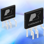 Power Integrations' new LinkSwitch-3 ICs meet 2016 DoE 6 EPS efficiency regulations for smartphone and tablet chargers. Highly integrated devices enable charger designs up to 10 W with only 28 components. (Graphic: Business Wire)