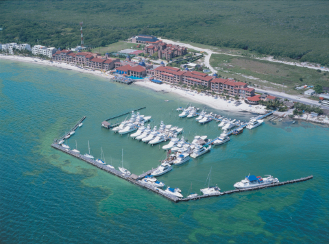 Panoramic view of the new Sea Adventure by Lifestyle Resort in Cancun, Mexico. (Photo: Business Wire)