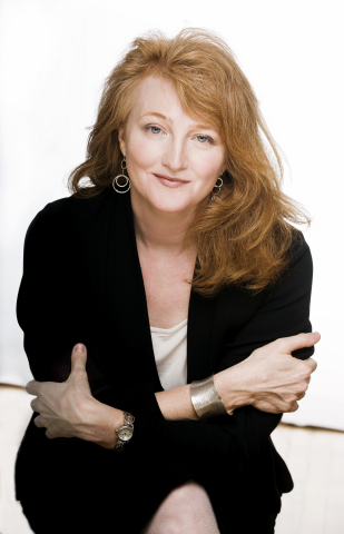 "Krista Tippett, creator and host of the public radio show ""On Being,"" will be honored Monday with the 2013 National Humanities Medal. (Photo: Business Wire)"