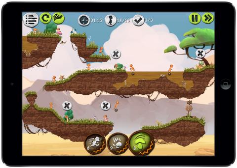 Meerkatz Challenge screenshot (Photo: Business Wire)