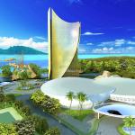 Group 70 International won the bid on the $3-billion Tahiti Mahana Beach Resort and Spa. (Graphic: Business Wire)