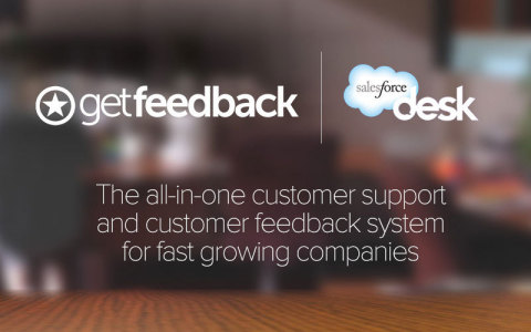 GetFeedback for Desk.com, The all-in-one customer support and customer feedback system for fast growing companies (Photo: Business Wire)