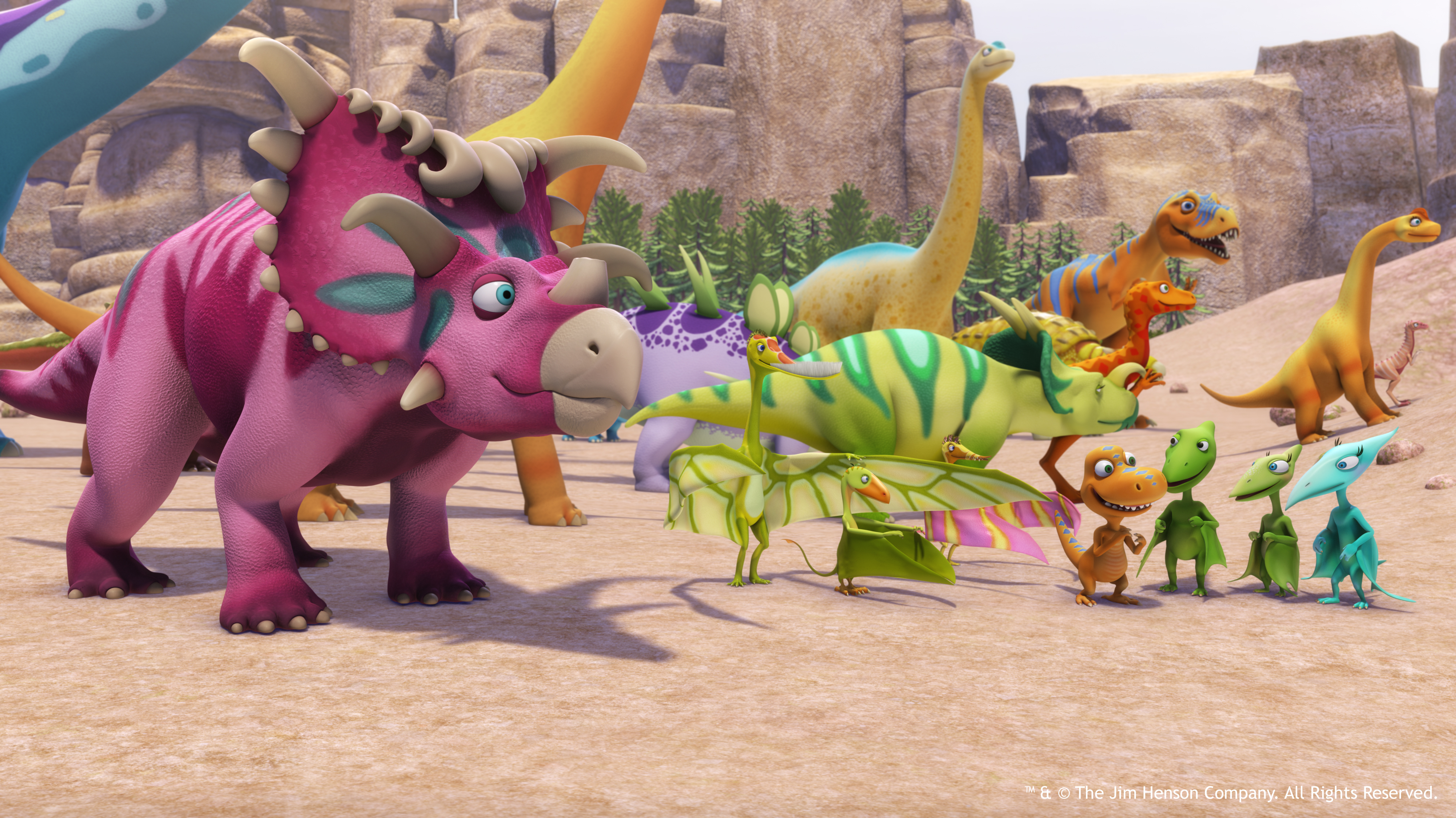 """Dinosaur Train """"Classic in the Jurassic"""" Special Debuts on PBS KIDS ..."""