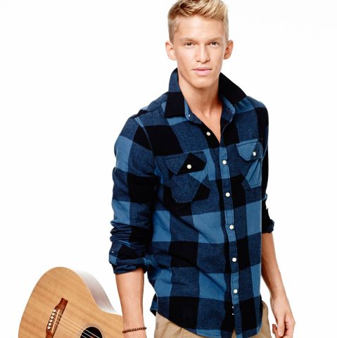 "Cody Simpson Joins Macy's American Rag's ""ALL ACCESS"" Campaign (Photo: Business Wire)"