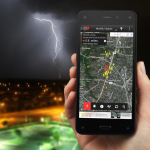 WeatherBug launches its popular app with Spark™ lightning alerts on Amazon's new Fire phone. (Photo: Business Wire)